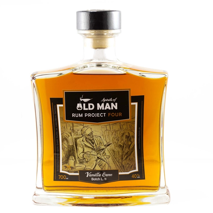 Old Man Rum Project Four,