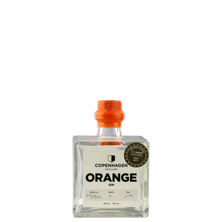 Copenhagen Orange Gin