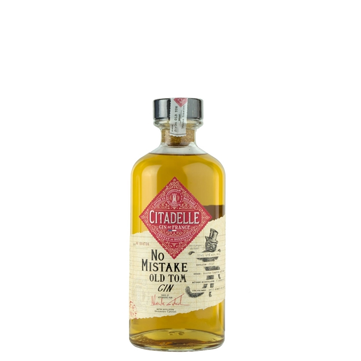Citadelle Gin No Mistake Old Tom 46% 0,5