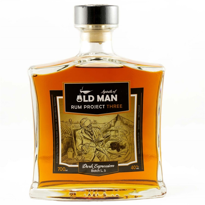 Old Man Rum Project Three,