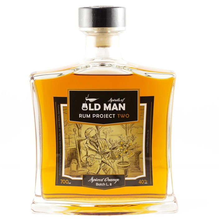 Old Man Rum Project Two,