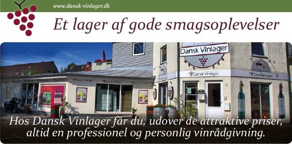 Hos Dansk Vinlager får du, udover de attraktive priser, altid en professionel og personlig vinrådgivning.
