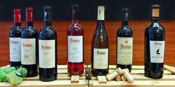 Protos smagning